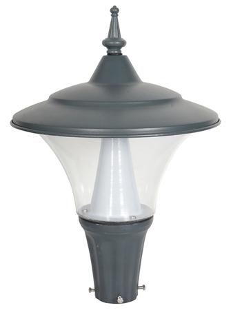 Aluminum Gate Light Outdoor 18 W LED Gate Lamp Transitional Exterior Light with inbuilt warm light LED