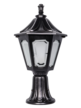 Cast Aluminium Palatial Outdoor Medium Gate Light