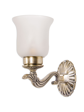 Allure Crown Small Single Wall Sconce