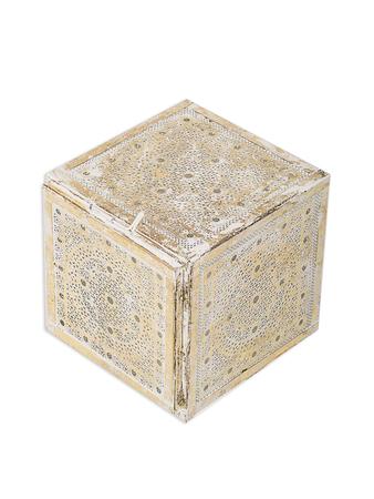 Lattice Cube Wall Light