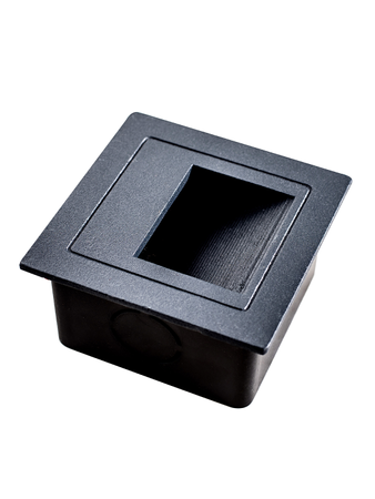 LED Modern Square Recessed Wall Light