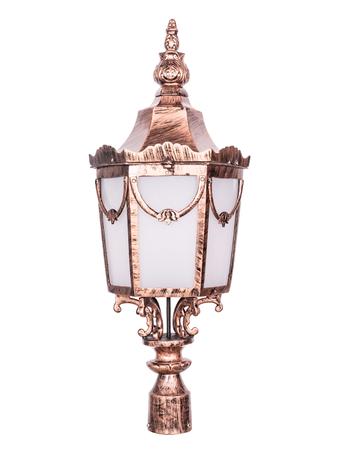 Royal Weathered Copper Big Gate Light
