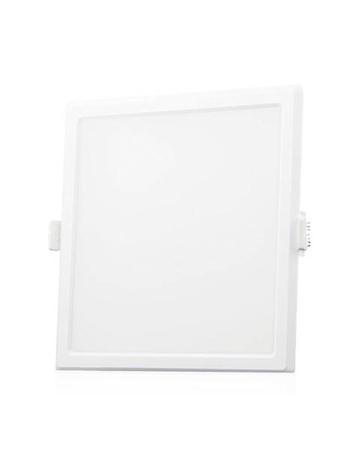 Syska RDL 8 Watt Square LED Recessed Panel Light (Warm White)