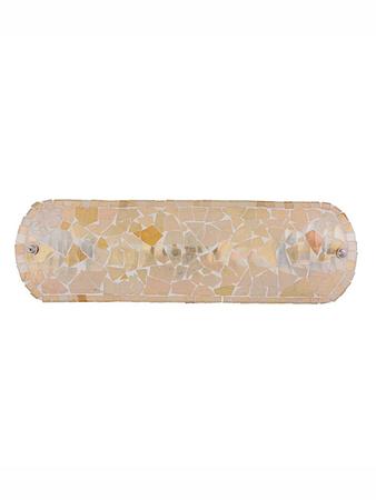 Golden Tukri Double Wall Light