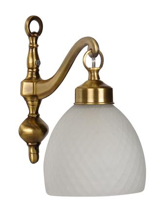 Brass Cast Downward Wall light