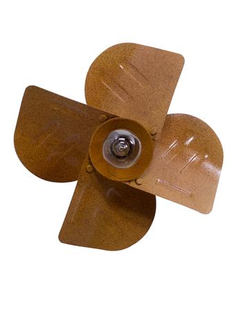 Industrial Turbine Fan Wall Lamp