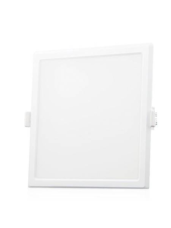 Syska RDL 12 Watt Square LED Recessed Panel Light (Warm White)
