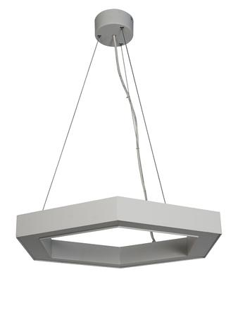 Hexa Linear Profile 30W 6000K LED Pendant Light