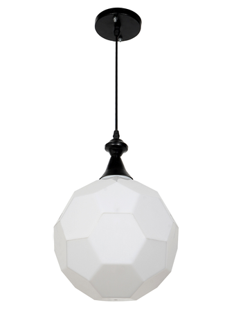 Football Shape Acrylic Hanging Light Ceiling Pendant Home Decorative Light