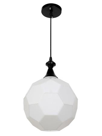 Football Shape Acrylic Hanging Light Ceiling Pendant Home Decorative Light