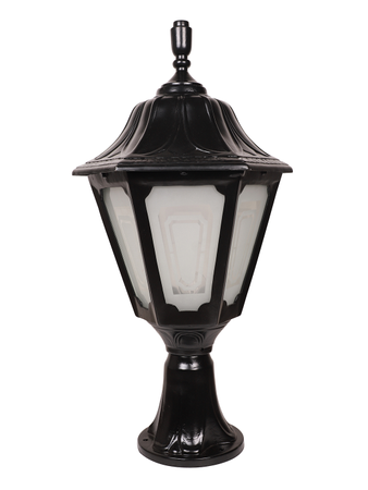 Cast Aluminium Palatial Outdoor Large Gate Light