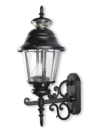 Ornate Lantern Style Outdoor Wall Light