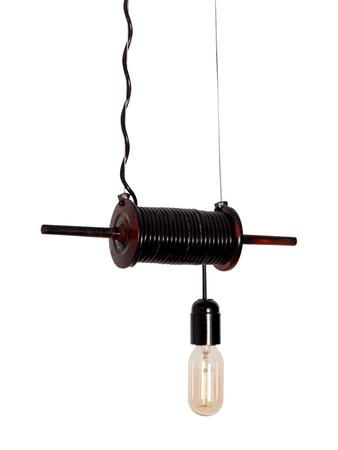Kite Spool Pendant Light