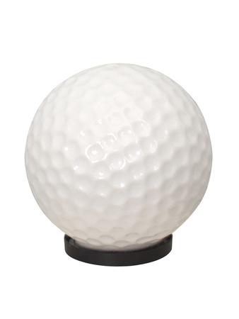 Golf Ball 10Inch Outdoor Gate Light